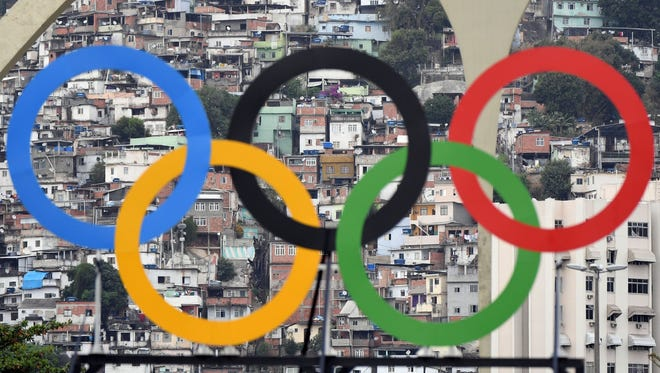 The Rio 2016 Summer Olympic Games.