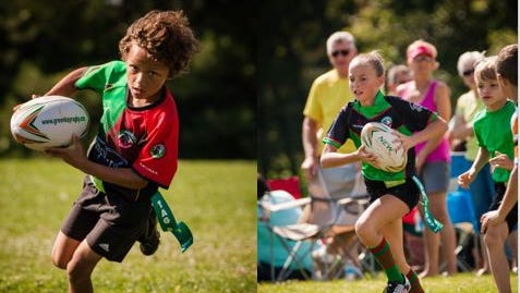 Flag rugby will be offered this summer for boys and girls grades first to exiting eight.