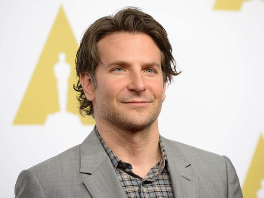 Bradley Cooper arrives for the Oscars Nominees' Luncheon hosted by the ... Bradley Cooper