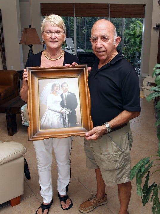 GAN JFK COUPLE ANNIVERSARY 111713