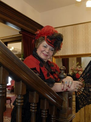 Carolyn Joyce, who portrayed Miss Laura since 1992, has retired from the Fort Smith A&P Commission.