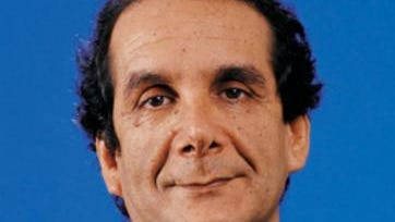 """Charles Krauthammer will deliver the keynote speech April 6 at the 2014 """"Stars in Service"""" dinner, a fundraiser for the Scottsdale-based Joe Foss Institute."""