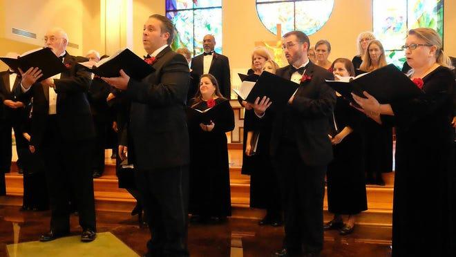 The Louisville Chorus.