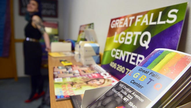 Members of the LGBTQ community in Great Falls spoke out against bills HB-113 and HB-427 that have been referred to the Montana Senate Judiciary Committee. The photo above is of the Great Falls LGBTQ Center at its previous location on Central Ave.