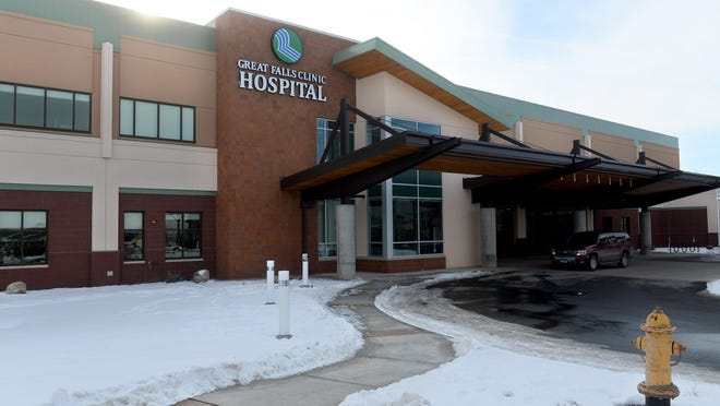 Great Falls Clinic's new hospital with emergency care opened the beginning of the month. The $15 million commercial project was the biggest in Great Falls in 2015.