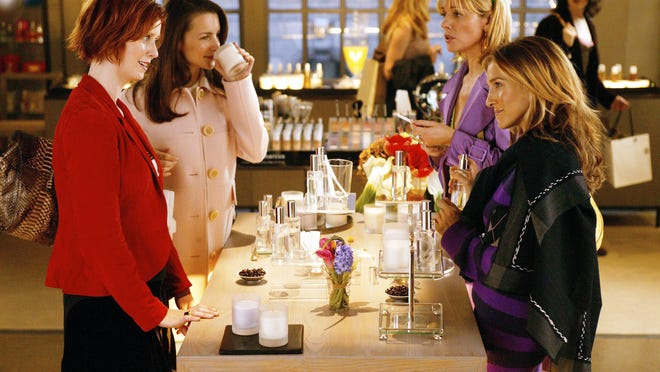 """The ladies of """"Sex and the City"""" were, at least on screen, galentines forever."""