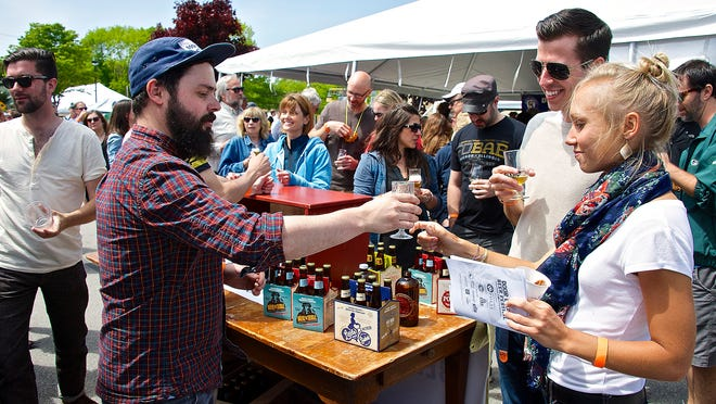 More than 150 craft beers will be available for tasting at the Door County Beer Festival.