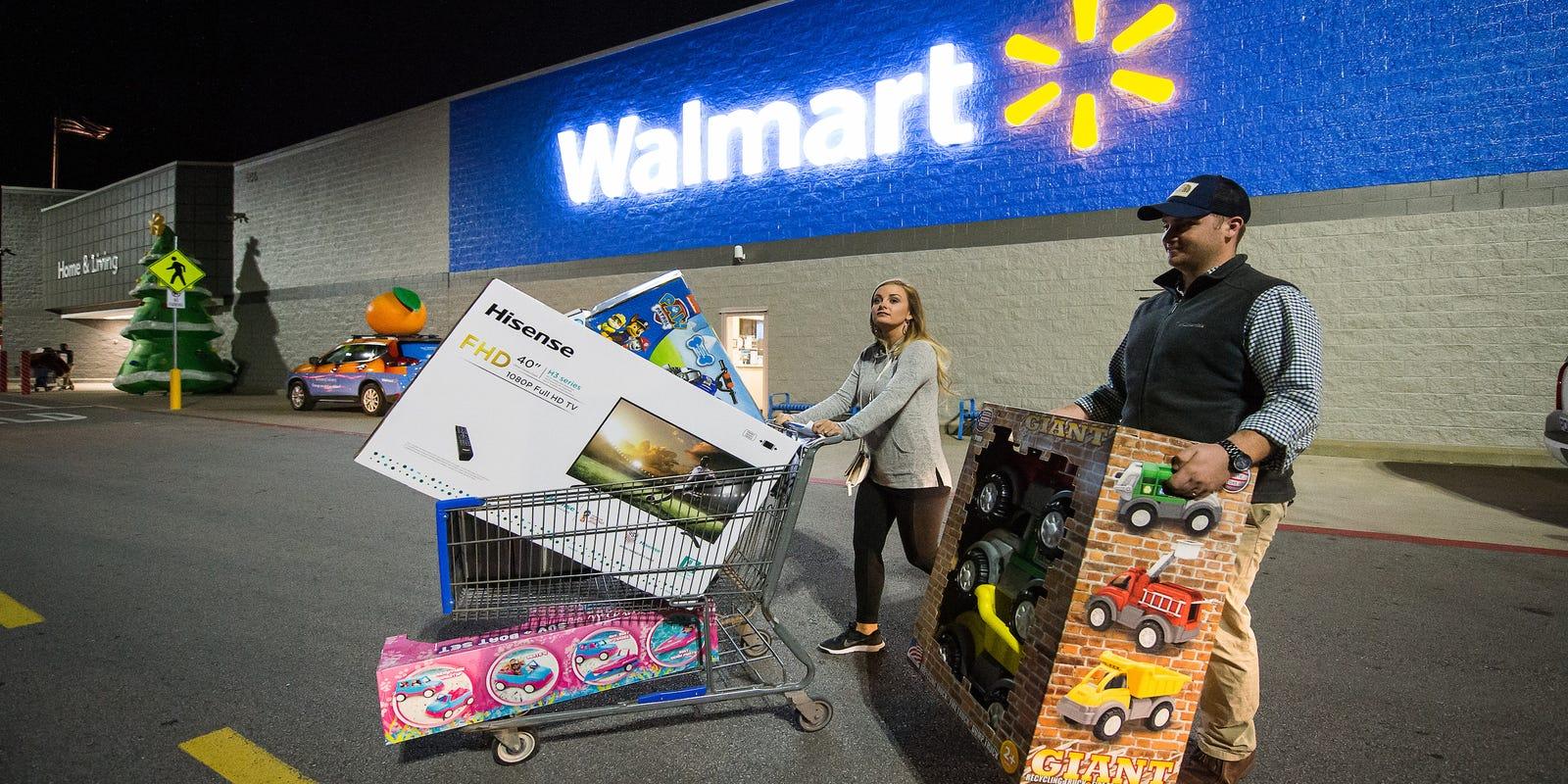 Walmart Black Friday ad 2019: Televisions, electronics, toy deals