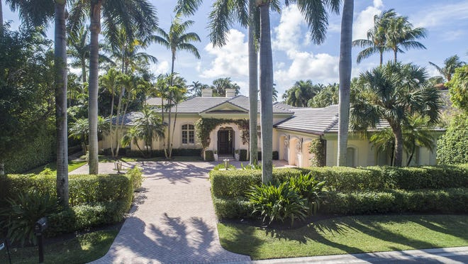 Fred and Beth Lane just paid a recorded $6.52 million for this house at 238 Via Las Brisas in Phipps Estate. The sellers were Windle and Susan Priem.