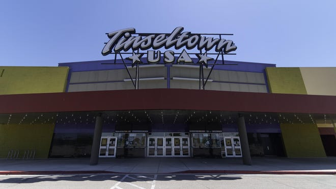 In order to achieve 6-foot social distancing, Pueblo's Tinseltown will have to limit attendance to 50% of the posted occupancy code to ensure a minimum 28 square-feet per person not to exceed more than 100 people at any given time in a confined indoor space.