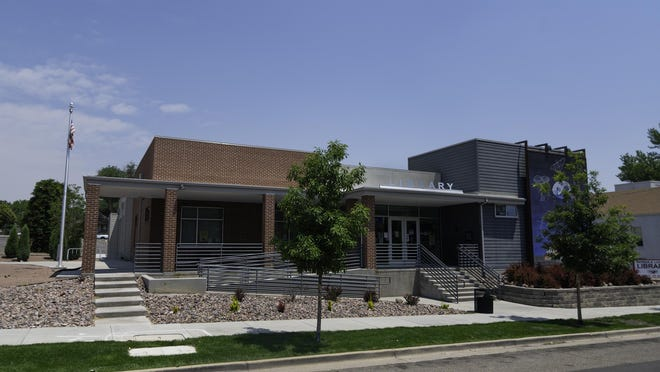 The Patrick A. Lucero library on the East Side along with the other Pueblo City-County District libraries will reopen on a limited basis Friday.