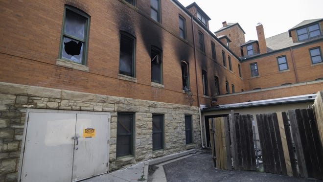 The United Way of Pueblo County, El Pomar Foundation and Colorado Housing and Finance Authority are collaborating to help those who were displaced earlier this month by a fire at the Fenix Apartment complex, 2315 Sprague Ave.
