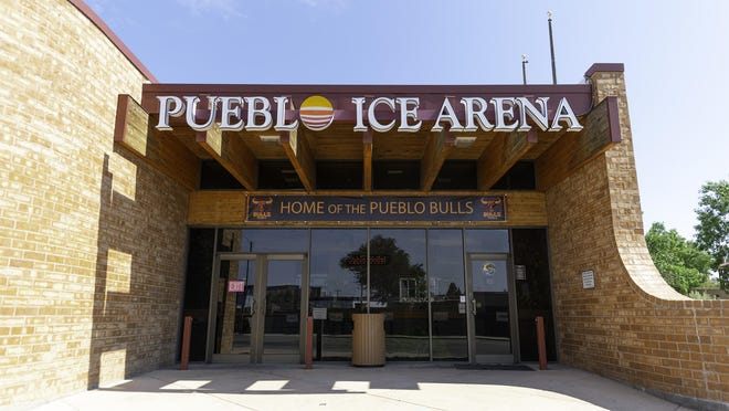 The Pueblo Ice Arena at 100 N. Grand Ave. is in Phase 1 of re-opening.