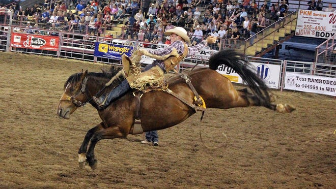Dodge City Roundup Rodeo will be held Tuesday, July 28, through Sunday, Aug. 2, at Dodge City Roundup Arena.