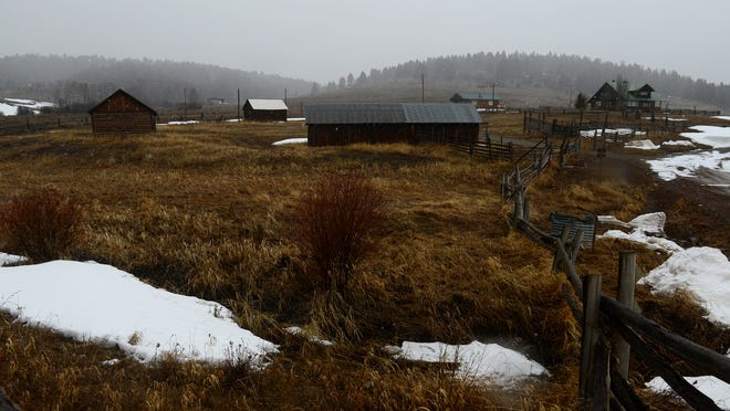 The Bar Z ranch near White Sulphur Springs, where Sandfire Resources plans to develop the Black Butte Copper Project.