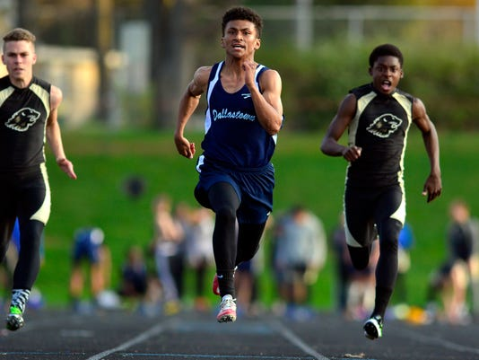 PHOTOS: Red Lion vs Dallastown boy's track and field