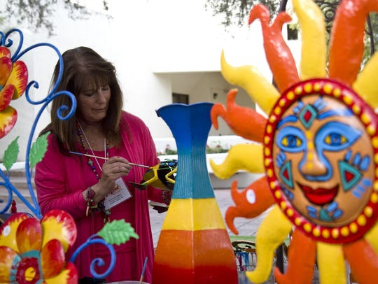 The 24th Annual ArtFest of Scottsdale brings the best of local community artists to the Valley of the Sun.