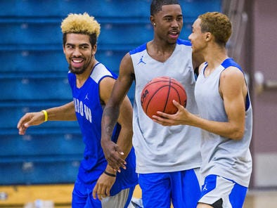 Shadow Mountain's boys basketball team could be part of the eight-team Dick's Sporting Goods High School Nationals in late March if it wins the state championship.