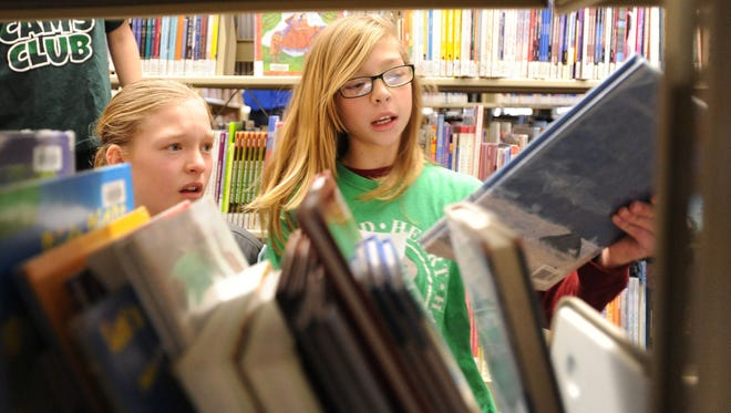 The Poudre River Public Library is asking voters to keep taxes it over-collected 10 years ago.