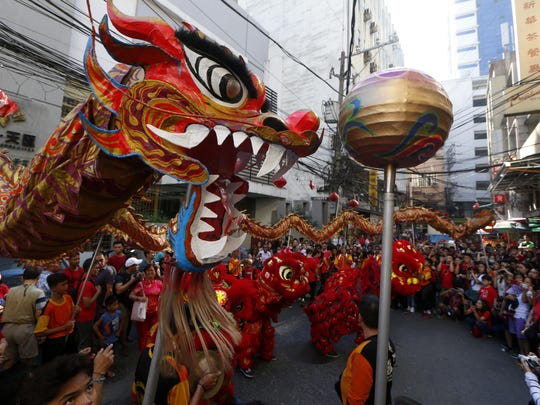 Asis Lunar New Year Photo Gallery