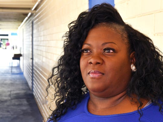 Tatianna White has seen crime and death in her own neighborhood, and knows several victims. She is organizing a Community Prayer Line for August 11 to unite against the crime in Brevard.