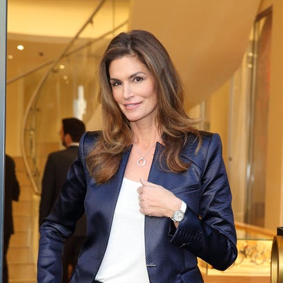 Cindy Crawford through the years