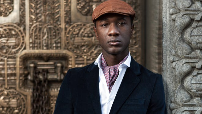 Aloe Blacc has a new album due March 11.