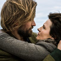 """Nikolaj Coster-Waldau and Juliette Binoche star as a married couple coping with the wife's harrowing profession in the film """"1,000 Times Good Night."""""""