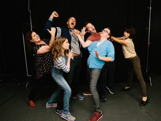 """Don't Think Twice"" stars Tami Sagher, Gillian Jacobs,"