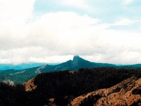 Cascade-Siskiyou National Monument (Oregon/California)