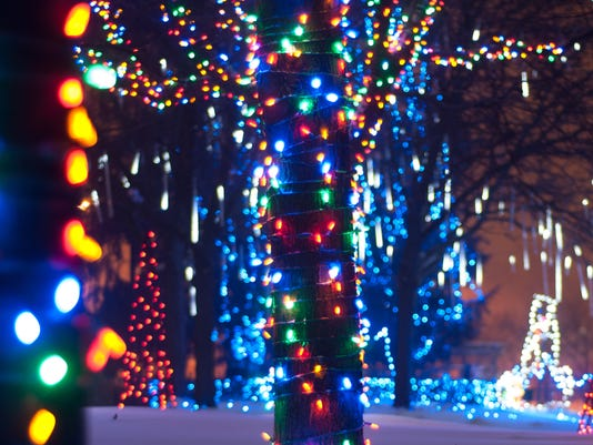christmas themed activities available all over metro detroit