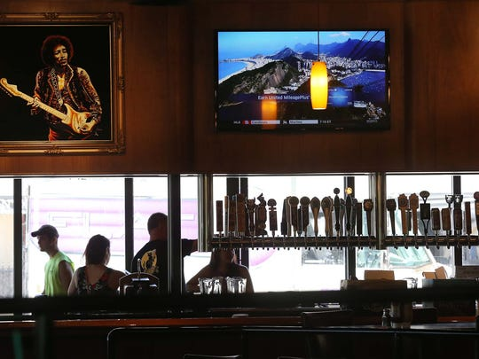 The more than 130 brews on tap at HopCat, a new brew pub opening in Broad Ripple, make it Indy's largest beer bar.
