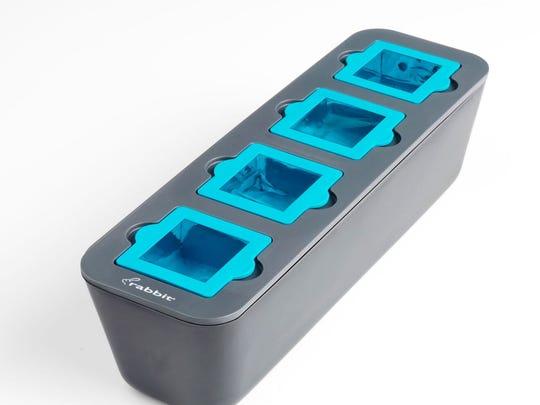 Rabbit Clear Ice tray