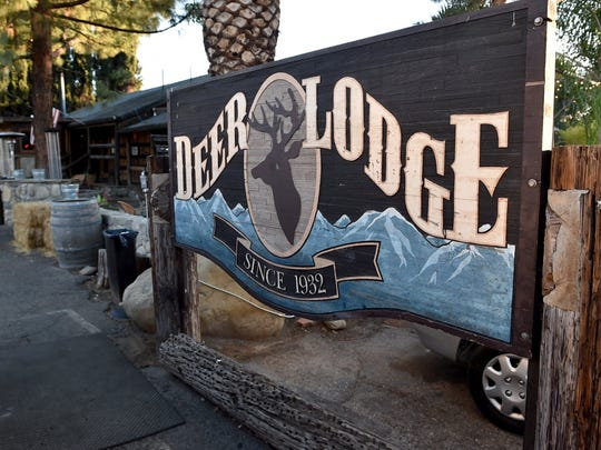 The Deer Lodge has been an Ojai Valley mainstay since 1932.
