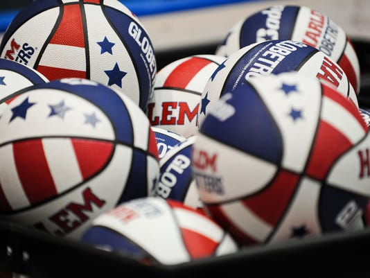 Harlem Globetrotters 2015 World Tour - Germain Arena - Estero - Tuesday, March 3, 2015