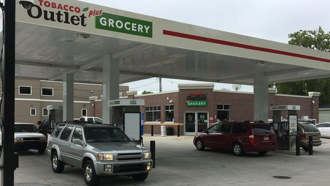 Kwik Trip recently changed the name of its store on West Walnut Street in Green Bay to Tobacco Outlet Plus Grocery. The change is part of a companywide rebranding of Kwik Trip's smaller stores.