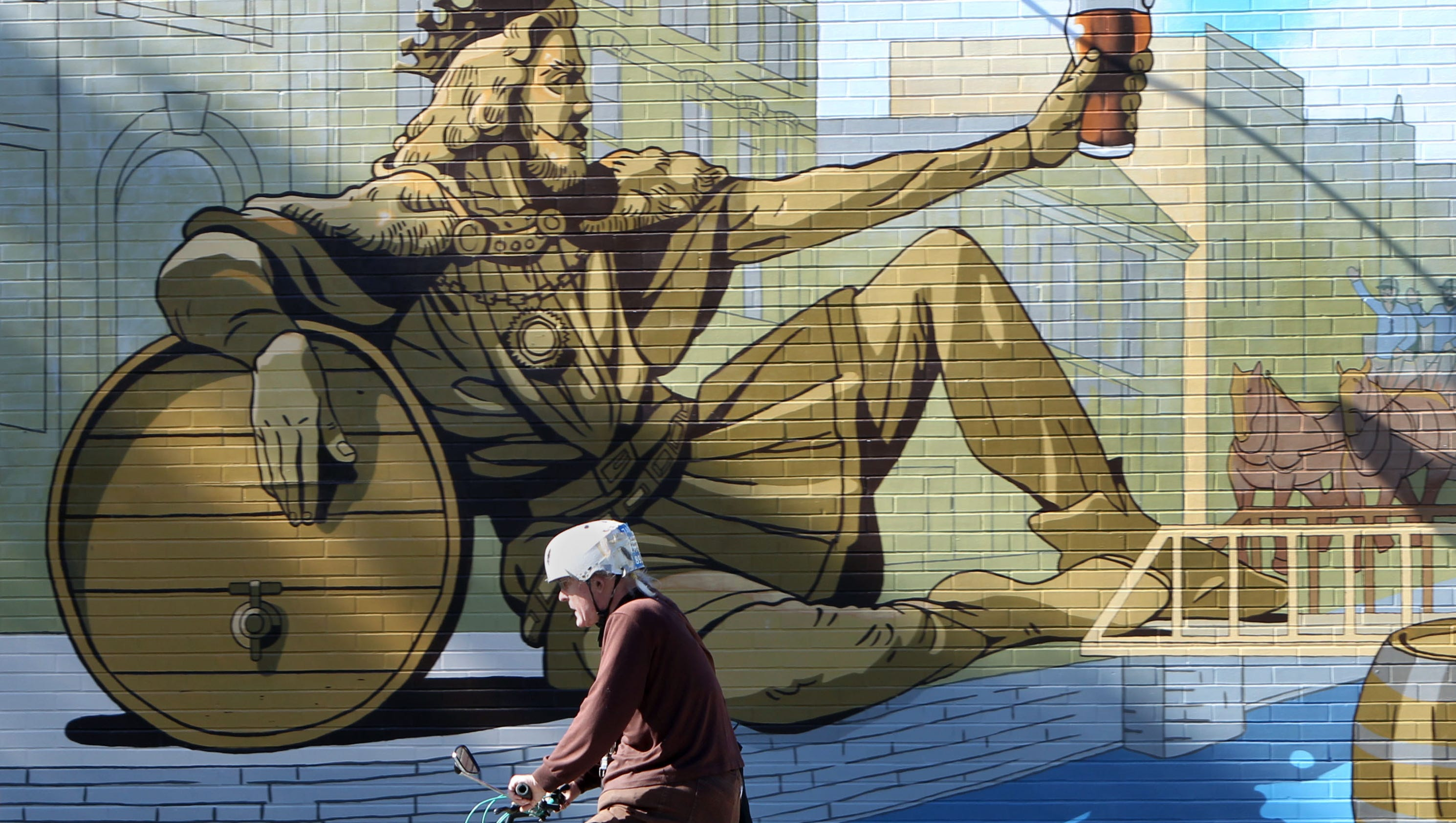 Cincinnati 39 s new murals for Cincinnatus mural