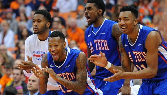 Louisiana Tech's bench will take on an increased role with just two starters back for 2016.