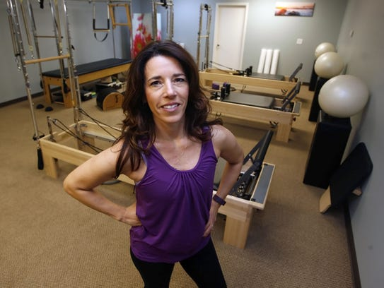 Renee' Millemann, owner and Pilates expert at Coastline