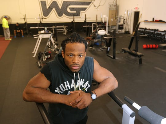 Quentin Gause, a former Bishop Kearney football star  is now a linebacker with the Denver Broncos and is running a camp through  Next Level & Beyond group.  While in Rochester he works out at Wanna Get Fast gym in Pittsford.