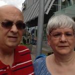 Steve and Verna Johnson of Des Moines