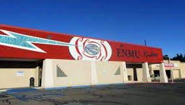 Eastern New Mexico University-Ruidoso is in the Sierra Mall complex near Albertson's on Mechem Drive.