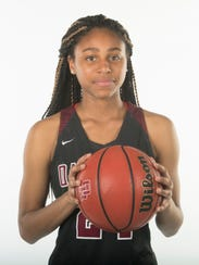Jada Guinn, Oak Ridge High School basketball. Tuesday,