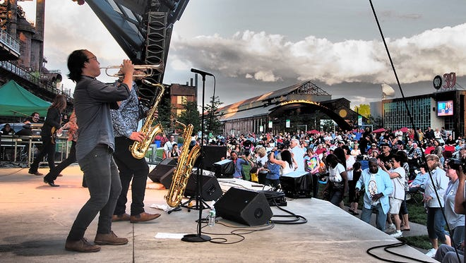 The Levitt AMP Hattiesburg Music Series concerts will be at 7 p.m. Fridays at Chain Park from July 7-Sept. 8.