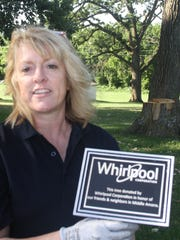Misty Huedepohl, communications director with Whirlpool
