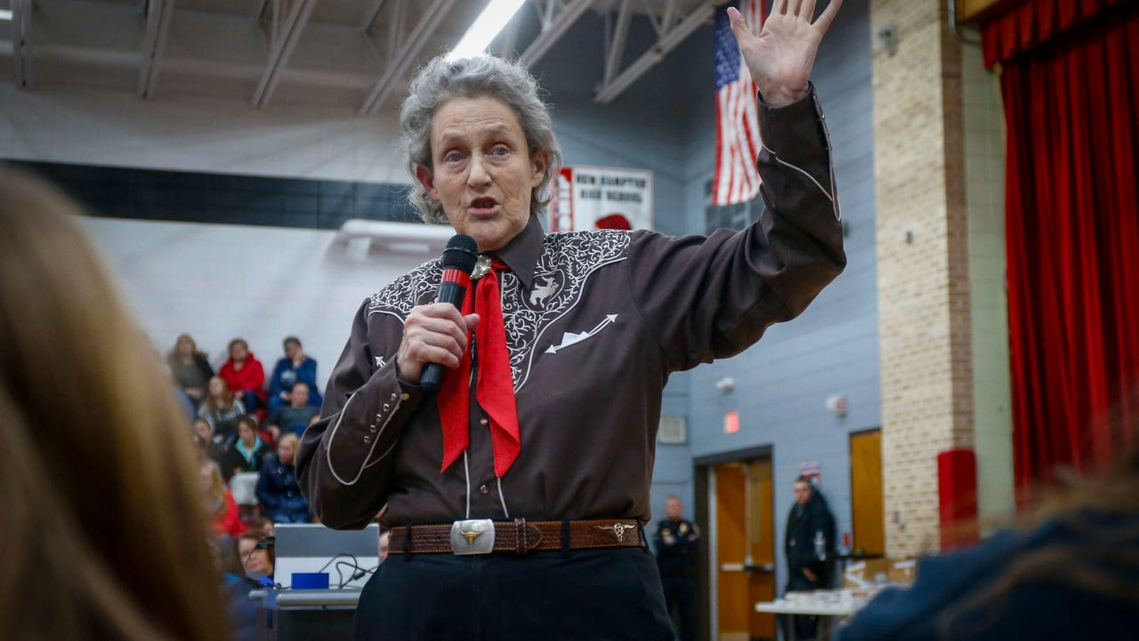 When the New Hampton FFA chapter reached out to Dr. Temple Grandin last year, they were not optimistic that the renowned animal science and autism spokesperson would agree to do a speaking event in their small north Iowa town. But she agreed.
