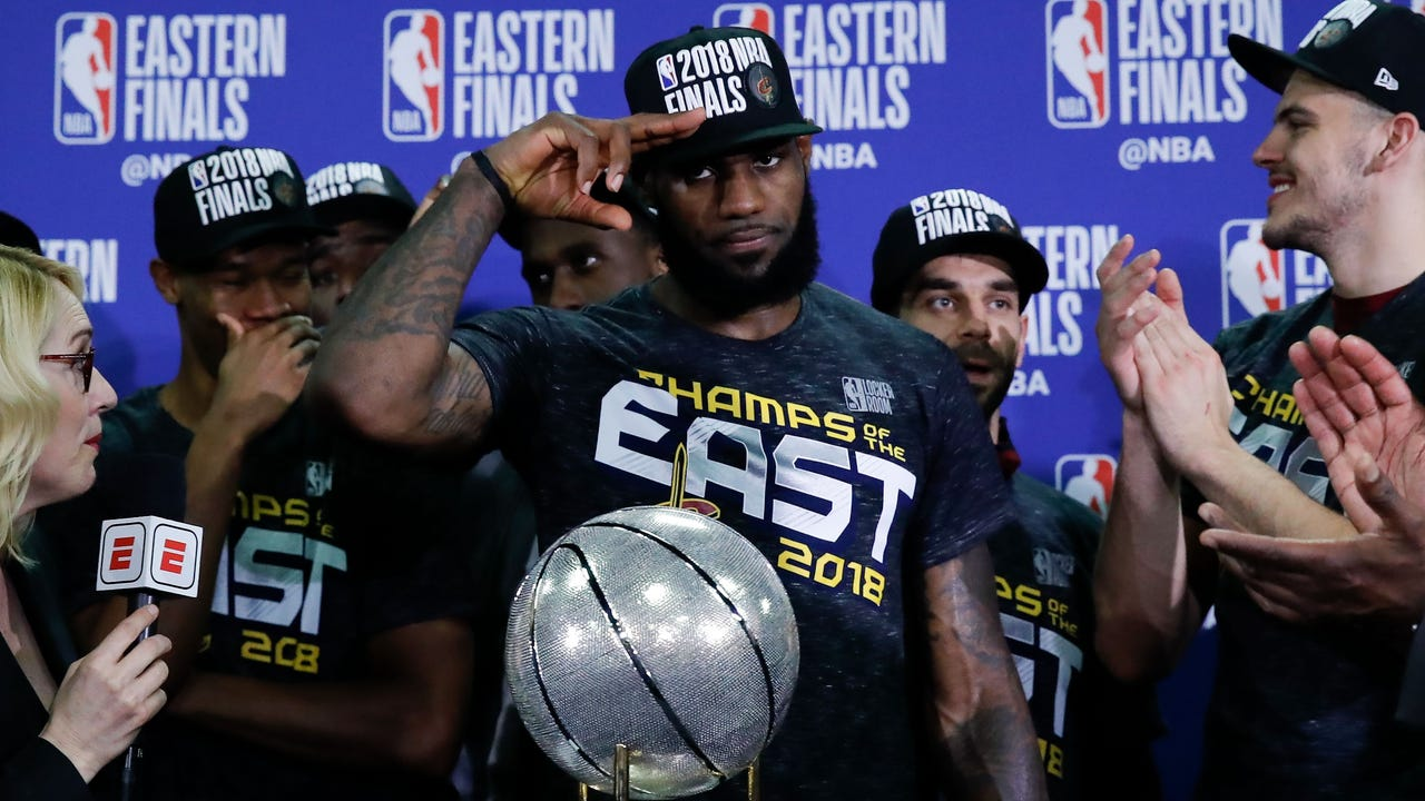 53932943 Why LeBron James is the G.O.A.T., not Michael Jordan