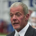 Jim Irsay, owner and CEO of the Indianapolis Colts