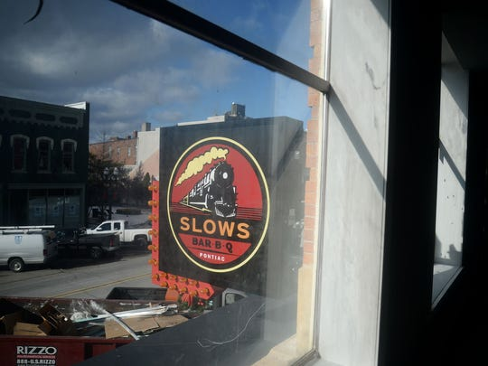 Slows Bar BQ will also have a stand-alone eatery  next door to the Flagstar Strand. It will be open seven days a week.