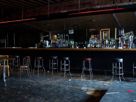 The Ghost Light  is one of two bars that are part of